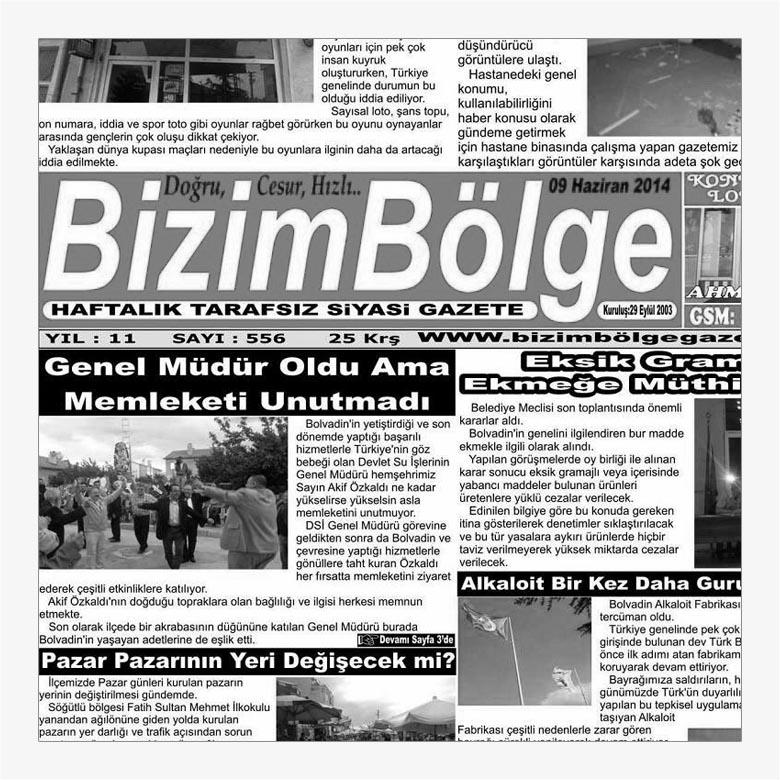 BIZIM BOLGE-1